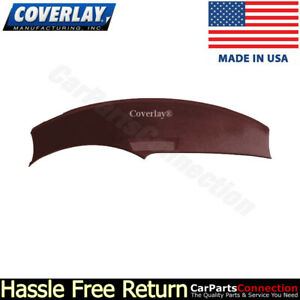 Coverlay Dash Board Cover Maroon 18 936 mr For 1993 1996 Chevy Camaro