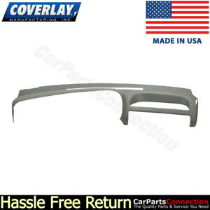 Coverlay Dash Board Cover Light Gray 18 695 Lgr For 95 96 Suburban Tahoe Yukon