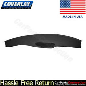 Coverlay Dash Board Cover Black 18 702 blk For 1997 2002 Chevy Camaro
