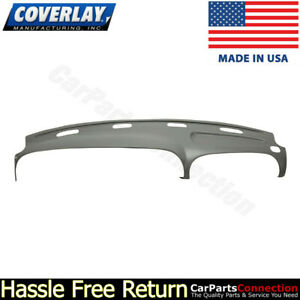 Coverlay Dash Board Cover Medium Gray 22 802ll Mgr For 1998 2001 Dodge Ram