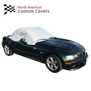 Rp100g Bmw Z3 Soft Top Roof Protector Half Cover 1995 To 2002