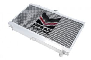 Megan Racing Performance Aluminum Radiator Mazda Miata Mx 5 Mx5 99 05 Mt Nb New