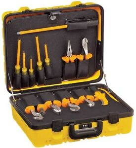 Klein Tools Insulated Tool Set 13 Pc