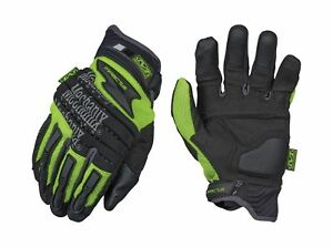 Mechanix Wear Hi viz M pact 2 Gloves x large Black fluorescent Yellow