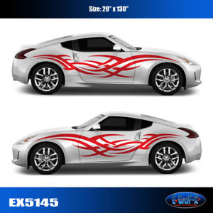 5145 Tribal Vinyl Graphics Body Decals Car Truck Sticker High Quality Egraf x