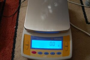 Sartorius Cp2201 Analytical Lab Scale Digital Balance Delta Range 100 Mg Zsed