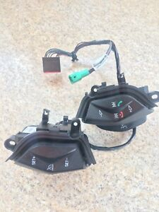2012 2104 Ford Focus Oem Radio Cruise Control Sync Switch With Wiring Harness
