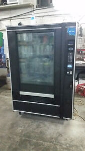Frozen Or Cold Food Machine Guarantee Vend Sys 5 Mdb 60 Day W National 455 Gpl