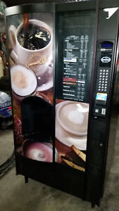 National Coffee Vending Machine Model 673 2 Cups Filter Paper 7k New