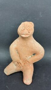 Ancient Teracotta Indus Valley Monkey C 500 Bc