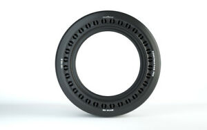 4 New Maxam Ms705 Solid Smooth Skid Steer Tires With Rims 10x16 5 Or 10 16 5