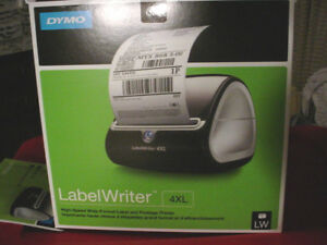 Dymo Labelwriter 4xl Thermal Label Printer New In Box High Speed Postage Printer