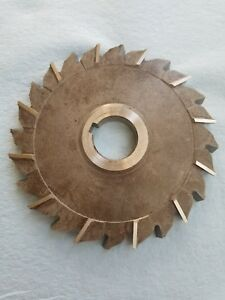 6 X 1 2 X 1 1 4 Stagg Side Milling Cutter
