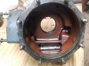 Kubota B7100 Rear Differential Housing