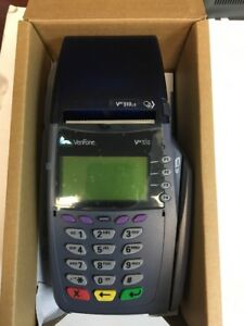 Verifone Omni 5100 5150 And Vx510 Credit Card Machine New