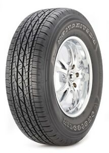 Firestone Destination Le 2 Tire P245 65r17 Single Tire