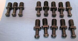 Cnc 40 Taper Retention Knobs Used 13 Pieces