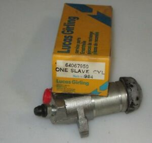 Lotus Elan Cortina Slave Cylinder 7 8 Bore 875 New 26q0007 64067950