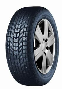 2 firestone Winterforce Tire Lt265 75r16 E Series