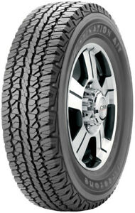 4 firestone Destination At Tire P265 75r16