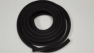 62 65 Mopar A B Body Dart Belvedere Black Door Seals 4 Door Sedan Wagon New