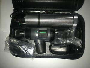Welch Allyn Diagnostic Set 97200 Mc Macroview Ophthalmoscope Otoscope 3 5v