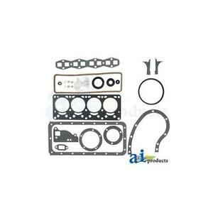 830631m1 Engine Overhaul Gasket Set For Ferguson Tractor Te20 To20 To30