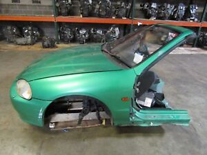 1993 1997 Jdm Honda Del Sol Complete Half Cut With Rhd Conversion And Nose Cut