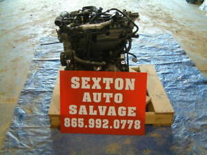 2012 Or 13 Ford Edge Or Explorer 2 0l 4 Cylinder Engine Complete With Turbo