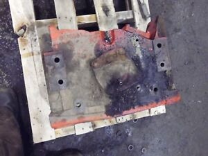 1966 Farmall 806 Gas Farm Tractor Power Steering Box