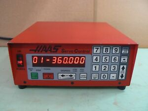 Haas Ha5c hrt 17 Pin Servo Controller 4th Axis Control 0