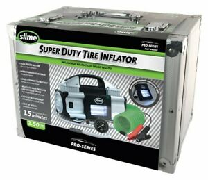 Slime Pro series Super Duty Tire Inflator 40048