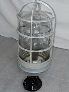 Appleton Vu 200 Explosion Proof Light Excellent possibly Nos More Available