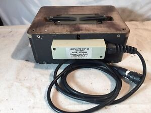 Weller Whp 50 50w Preheating Plate Soldering Desolder Station Clamps Germany