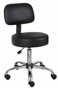 Chair Stool Medical Doctor Boss Office Furniture Lab Adjustable Dental Exam Fine