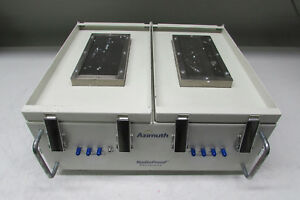 Azimuth Systems Rpe 402 Rf Shielded Test Enclosure 1 To 6 Ghz