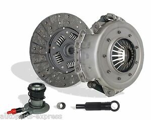 Clutch Kit Slave Fits 88 92 Ford Bronco F150 350 E150 350 Econoline 4 9l Gas Ohv