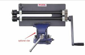 Kaka Rm 12 Sheet Metal Fabrication Bead Roller Kit Forming Mandrels