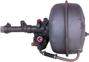 Power Brake Booster Hydro Vac Cardone Reman Fits 79 83 International 1724
