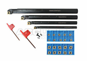 Sclcr 31 Pcs set Indexable Boring Bar Set With Ccmt Inserts Rh p252 s410