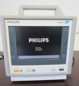 Philips M3046a Patient Monitor W M3001a Module
