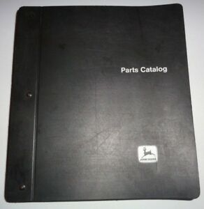 John Deere 8820 Combine Parts Catalog Manual Book Jd Original Dealers Binder