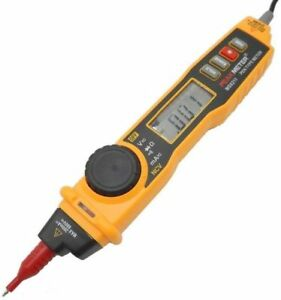 Peakmeter Ms8211 Integrated Design Digital Nvc Multimeter Pen Type Meter Dmm