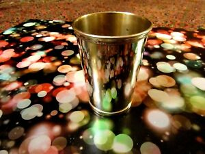 Tiffany Co Sterling Silver Cup Julep Cup