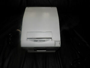 Star Tsp700ii Thermal Pos Receipt Printer Parallel W Power Supply Star Tsp 700