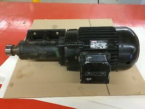 Perske Router Motor And Spindle 15 Hp From Thermood Cartesian 5 Cnc Router