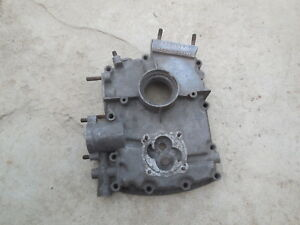 Porsche 356 A T2 Engine Case Third Piece 67549 Type 616 1 1958