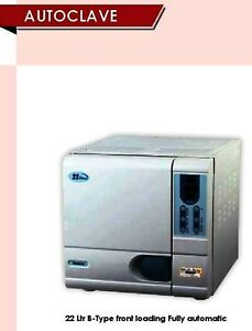 Feng 22 Fully Automatic 22 Ltr Autoclave With Triple Vacuum Cycle Runyes