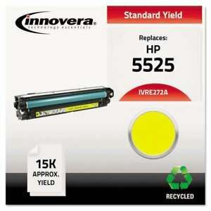 Innovera Remanufactured Ce272a 650a Toner Yellow 686024125754