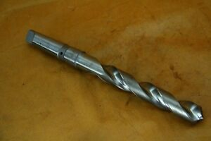 Nachi 1 1 8 Taper Shank Drill Bit 4mt Oil Coolant Thru